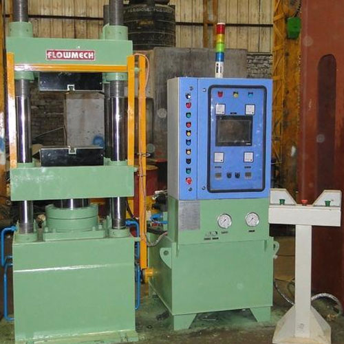 Compression Molding Press (4 Pillar Type)