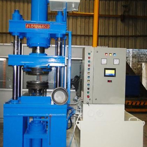 Deep Draw Press - Die Cussion (Pillar-Type)
