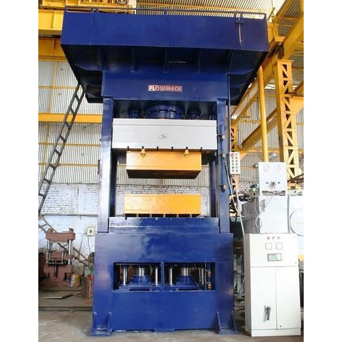 Deep Draw Press - Die Cussion (Frame-Type)