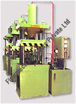 Hydraulic Preforming Press(4 Pillar Type)