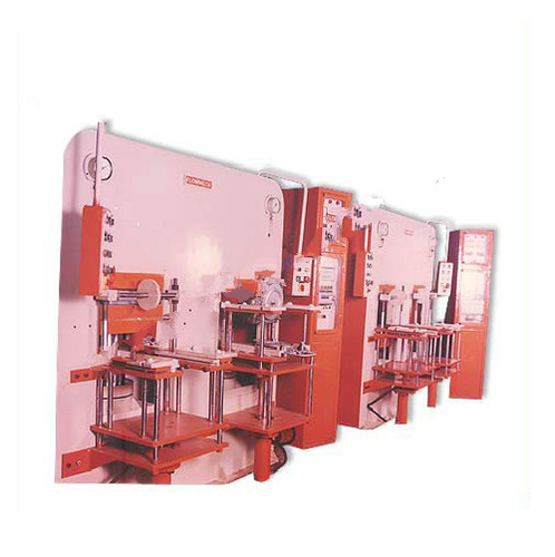 Rubber Molding Press (Frame Type)