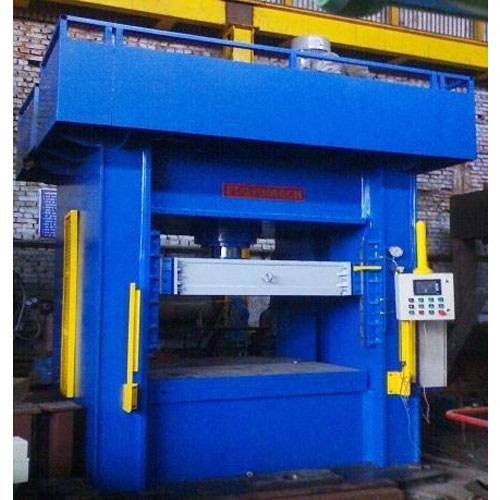 Hydraulic SMC Molding Press